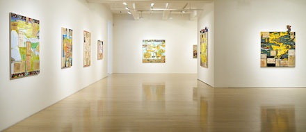 Installation view of <em>Girlhood</em> (Courtesy DC Moore Gallery)