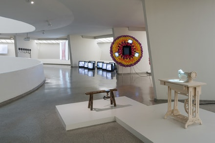 <p>Installation view:<em> Art and China after 1989: Theater of the World</em>. Courtesy © Solomon R. Guggenheim Foundation. Photo: David Heald.</p>