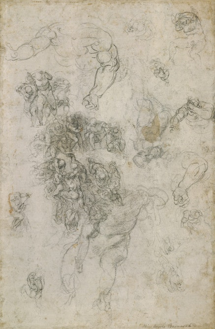 <p>Michael Landy,&nbsp;<em>Diagram for Break Down,</em>&nbsp;2000. Pen and ink on paper.&nbsp;Courtesy Artist and&nbsp;&copy; The Trustees of the British Museum (2017).</p>