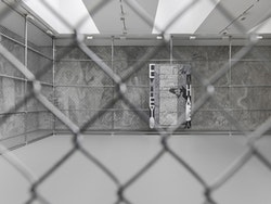 <p>Installation view, Chris Ofili: Paradise Lost at David Zwirner New York, September 14 &ndash; October 21, 2017. Photo: EPW Studio/Maris Hutchinson. &copy; Chris Ofili. Courtesy David Zwirner, New York/London</p>