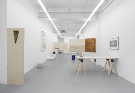 <p>Installation view, <em>Immigracy, </em>Samsøñ Projects, September 8 - November 11 2017</p>