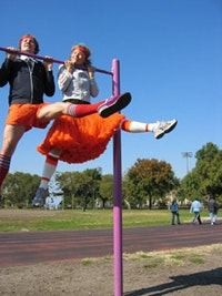 Dance Off. Photograph courtesy of Katie Workum and Terry Dean Bartlett.