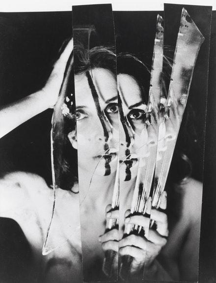 <p>Carolee Schneemann. <em>Eye Body: 36 Transformative Actions for Camera</em>. 1963/2005. Eighteen gelatin silver prints. 24 x 20 inches each.The Museum of Modern Art, New York. Gift of the artist. &copy; 2017 Carolee Schneemann. Courtesy the artist, P.P.O.W, and Galerie Lelong, New York. Photos: Err&oacute;.</p>
