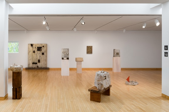 Installation view. Photo: Nicholas Knight © The Isamu Noguchi Museum.