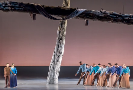 Jessica Lang Dance, <em>Stabat Mater</em>. (Photo: Kevin Yatarola)