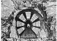 Heinrich Khunrath, <em>Porta Ampitheatri</em>, c. 1602.
