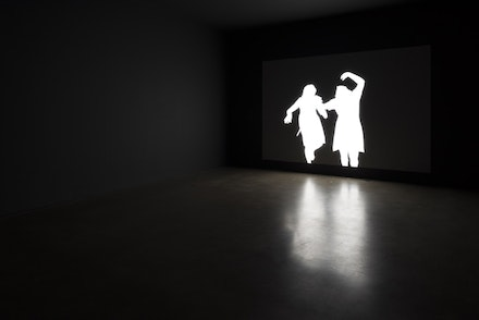 Alfredo Jaar, <em>Shadows</em>, 2014. Courtesy of the artist, New York and YSP. Photo &copy; Jonty Wilde.