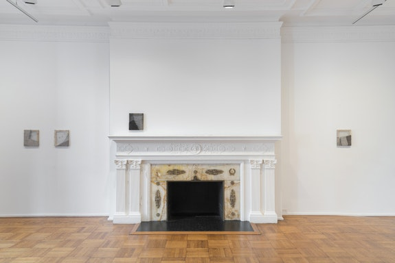 Installation view of Martha Tuttle: <em>I long and seek after</em>, Tilton Gallery, New York. Courtesy the artist and Tilton Gallery.