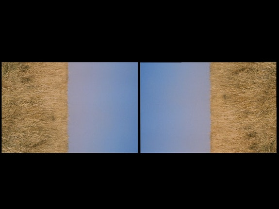 Marcella Ernest and Keli Mashburn, <em>Ga.Ni.Tha</em>, 2013 (video still). Two-channel video with audio (4:55 min.). Courtesy the artists.