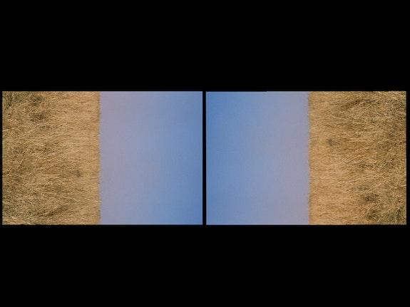 Marcella Ernest and Keli Mashburn, <em>Ga.Ni.Tha</em>, 2013 (video still). Two-channel video with audio (4:55 min.). Courtesy the artists.