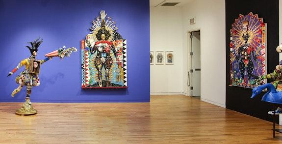 Vanessa German, Installation View, Courtesy Concept Art Gallery.