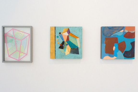 Installation view of <i>Between the Color</i>. Courtesy Site:Brooklyn