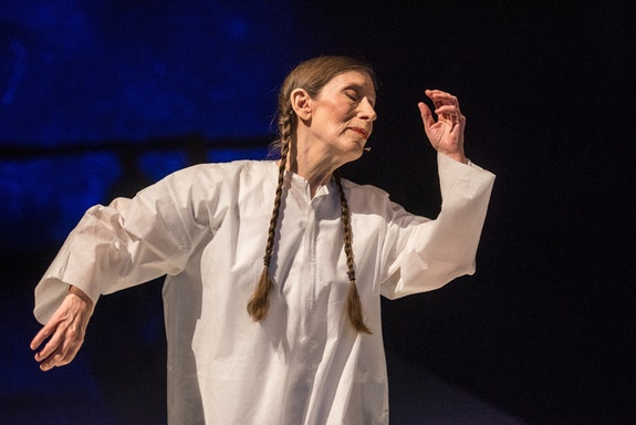 Meredith Monk. Photo: Stephanie Berger