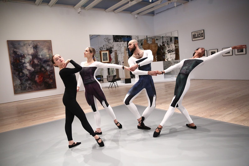 632d94bd8 Whitney Museum of American Art. Performers pictured  Matilda Sakamoto