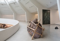 <p>Installation view: <em>Danh Vo: Take My Breath Away</em>. Photo: David Heald © Solomon R. Guggenheim Foundation, 2017</p>