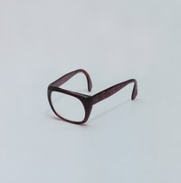 Jaime Pitarch, <em>Cyclops</em>, 2007, Deconstructed and reconstructed eyeglasses, 3.54 x 2.76 x 6.3 inches, Image courtesy the artist and Spencer Brownstone Gallery