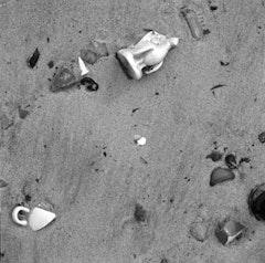 Mid-century pottery shards. ©2007 Susan Walsh.