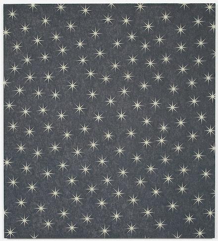 David Austen, <em>Ocean</em>, 2018. Oil on flax canvas, 60 x 54 inches. Courtesy Totah Gallery.