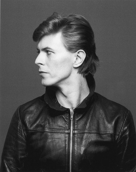 Masayoshi Sukita, <em>David Bowie</em>, 1977. Courtesy The David Bowie Archive.