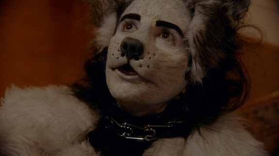 <p>Felix Bernstein and Gabe Rubin, film still from <em>Madame de Void: A Melodrama</em>. Courtesy the artists and David Lewis Gallery, NY.</p>