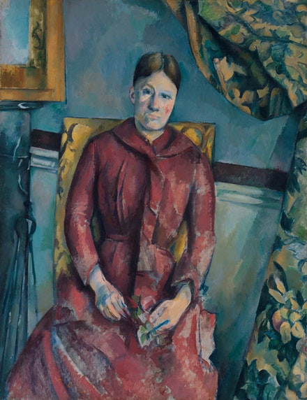 <p>Paul Cézanne, <em>Madame Cézanne in a Red Dress</em>, 1888–1890. Oil on canvas, 45 7/8 x 35 1/4 inches. The Metropolitan Museum of Art, The Mr. and Mrs. Henry lttleson Jr. Purchase Fund, 1962.</p>