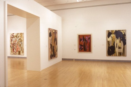 Lee Krasner, October 27, 2000 through January 7, 2001 (Image: PSC_E2000i018.jpg Brooklyn Museum© photograph, 2000)