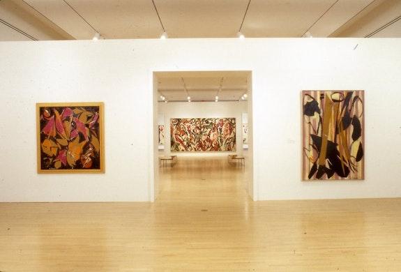 Lee Krasner, October 27, 2000 through January 7, 2001 (Image: PSC_E2000i019.jpg Brooklyn Museum© photograph, 2000)