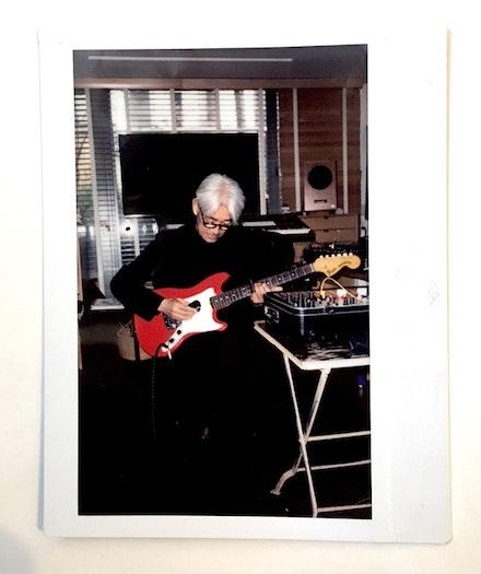 Ryuichi Sakamoto. Photo: Sadie Rebecca Starnes