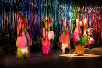 The Let Go, an immersive performance and installation by Nick Cave at Park Avenue Armory. Photo: Da Ping Luo.