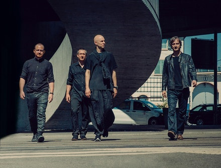 <p>Ronin: Sha, Kaspar Rast, Nik Bärtsch, Thomy Jordi</p>
