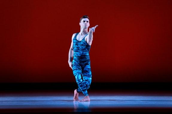 Michael Novak in Concertiana. Photo: Paul B. Goode