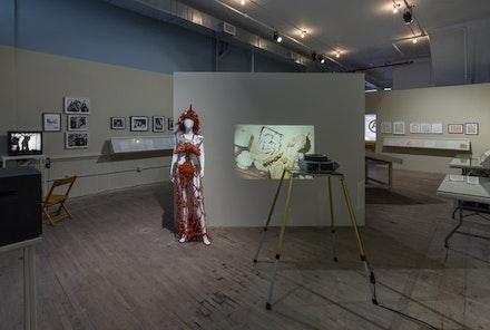 <p>Installation view of <em>Jack Smith: Art Crust of Spiritual Oasis</em>, June 22 &ndash; September 9, 2018. Courtesy of Artists Space, New York. Photo: Daniel P&eacute;rez</p>