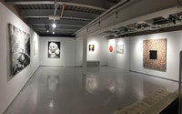 <p>Installation shot, <em>Forsaking Pop: A New Generation from Japan.</em> (2018) Courtesy WhiteBox.</p>