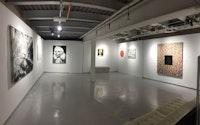 <p>Installation shot, <em>Forsaking Pop: A New Generation from Japan.</em> (2018) Courtesy WhiteBox.</p>