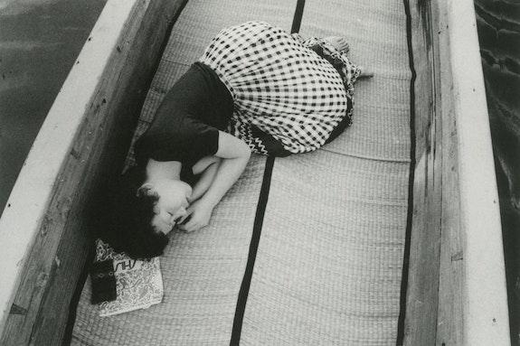 Nobuyoshi Araki, <em>Sentimental Journey</em>, 1971/2017. Gelatin Silver Print. Courtesy  Taka Ishii Gallery, Tokyo.