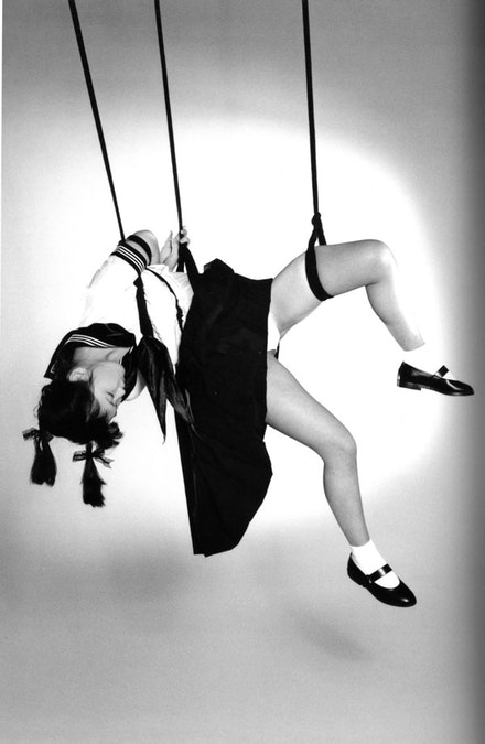 Nobuyoshi Araki, <em>Tokyo Comedy</em>, 1997.