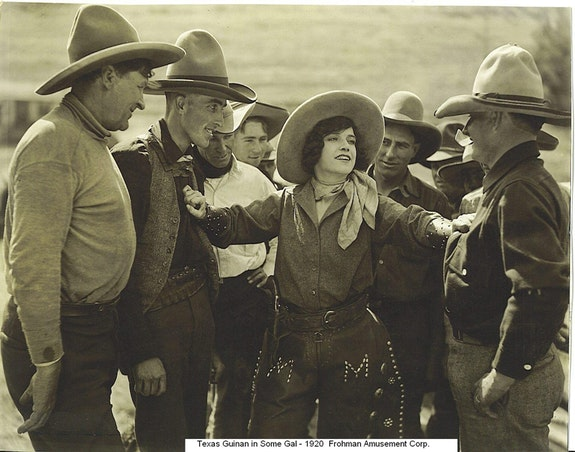 <p><em>Texas Guinan. </em><em> Courtesy of Women Film Pioneers Project</em></p>