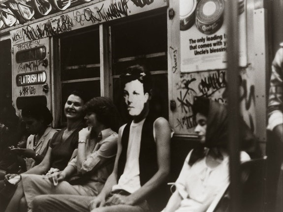 <p>David Wojnarowicz, <em>Arthur Rimbaud in New York</em>, 1978–79, (printed 1990). Gelatin silver print, 8 x 10 inches. Courtesy the Estate of David Wojnarowicz and P.P.O.W, New York.</p>