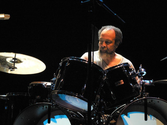 Milford Graves. Photo by Andy Newcombe