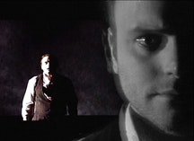 Todd Cerveris as Edwin Booth.