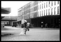 Film still from Ken Jacobs's