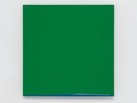 "Anne Truitt, <em>Run Child Run</em>, 1986. Acrylic on canvas, 60 x 60 inches. © <a href=""""http://annetruitt.org/"""" target=""""_blank"""" data-saferedirecturl=""""https://www.google.com/url?hl=en&q=http://annetruitt.org&source=gmail&ust=1539188929223000&usg=AFQjCNHWhRwrblDWH_McaWCySMk2ApRrZg"""">annetruitt.org</a> / Bridgeman Images / Courtesy Matthew Marks Gallery."