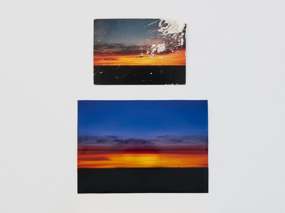 Colter Jacobsen, <em>Sunset Repair (Walgreens)</em>, 2008. Found photograph, inkjet print