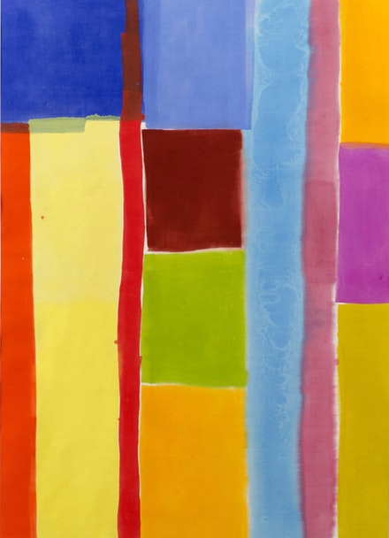 Richard Timperio, <em>Lincoln County</em>, 2012. Acrylic on canvas, 67 x 48 inches. Courtesy studio Richard Timperio