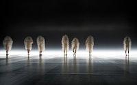 <p>Sasha Waltz's <em>Kreatur. </em>Photo:Sebastian Bolesch.</p>