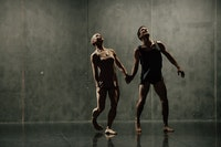 <p>Jennifer Nugent & Paul Matteson in <em>another piece apart. </em>Photo: Ben McKeown</p>