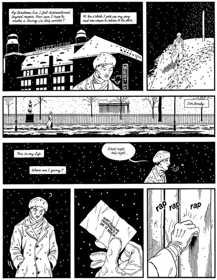<p>From&nbsp;<em>Berlin</em>. &copy; Jason Lutes. Courtesy Drawn &amp; Quarterly.</p>