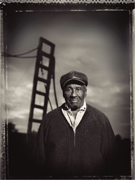 Noah Purifoy. Photo: Jim McHugh © 2018, Courtesy Noah Purifoy Foundation