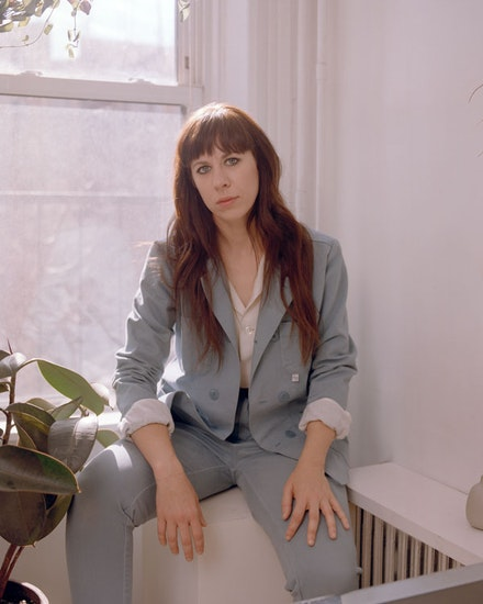 Missy Mazzoli. Photo by Caroline Tompkins.