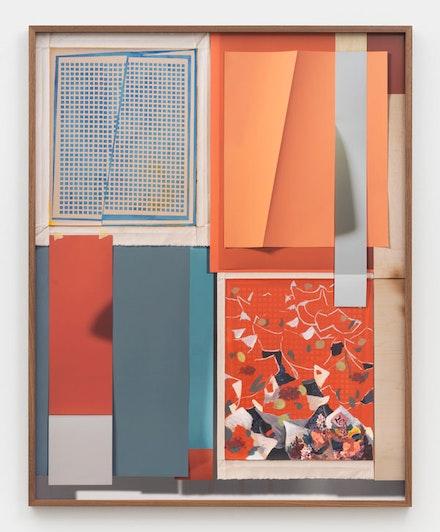 John Houck, <em>The Wild Braid</em>, 2018. Archival pigment print. Framed: 53 3/4 x 42 3/4 inches. Courtesy the artist and Marianne Boesky Gallery, New York and Aspen. © John Houck. Photo: Object Studies.